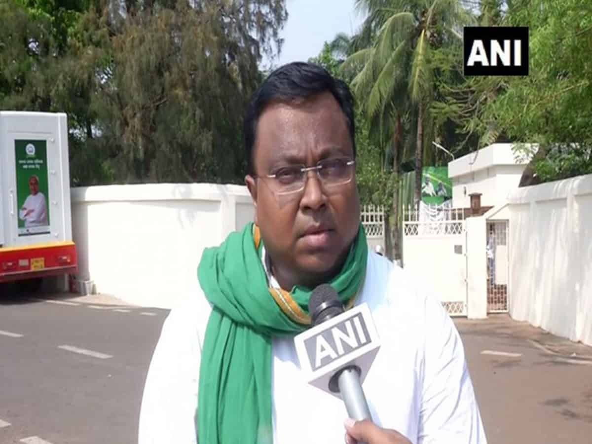 BJD MP raises issue of land allotment in Delhi for Odisha Cultural Centre and Library