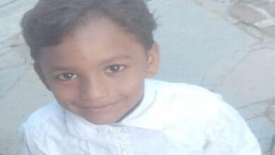 Photo of 7 year old dies after Police patrolling van knocks down