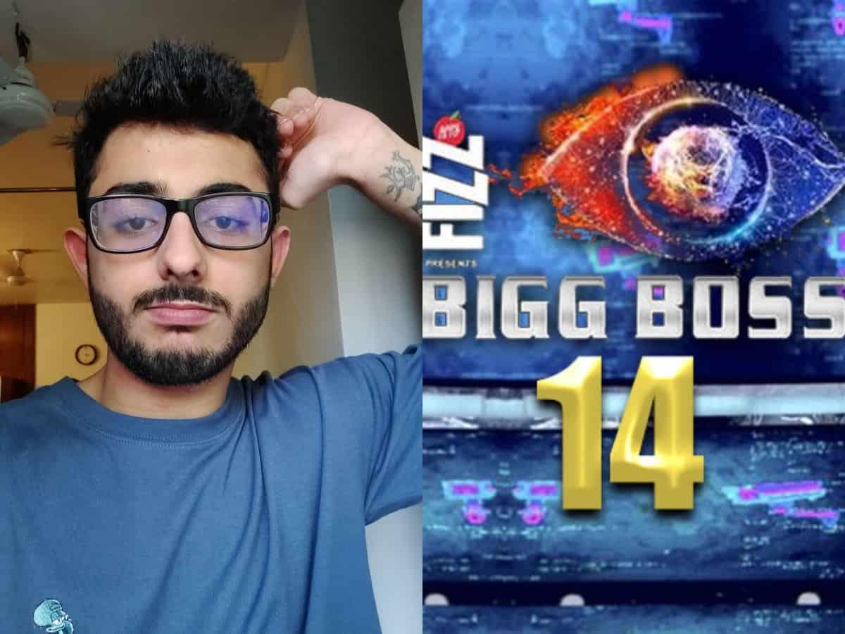 CarryMinati clarifies on rumours of entering Bigg Boss 14 house