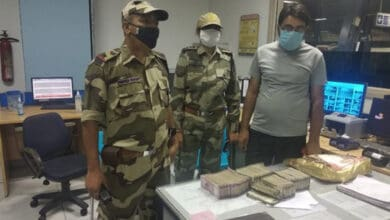 Photo of CISF detects Rs 35 lakh from passenger at Delhi's metro station