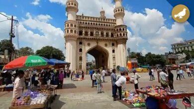 Photo of Hyderabad: Street vendors resume sales around Charminar