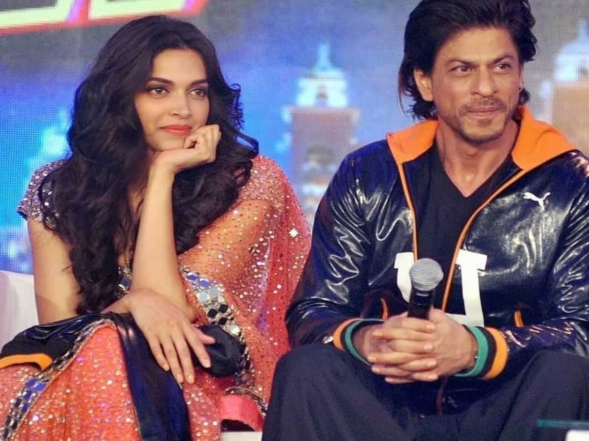 Shah Rukh Khan to romance Deepika Padukone in his next titled 'Sanki'