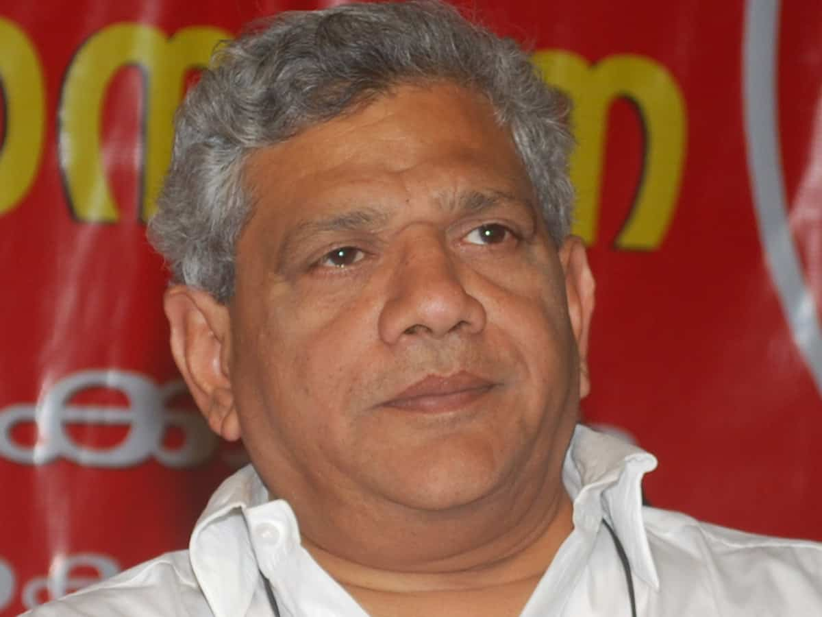 Yechury's name in riots case: Cong to raise issue in Parliament