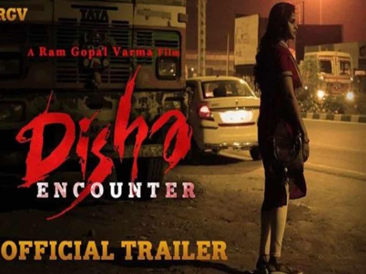 RGV releases 'Disha Encounter' trailer based on horrifying true incident