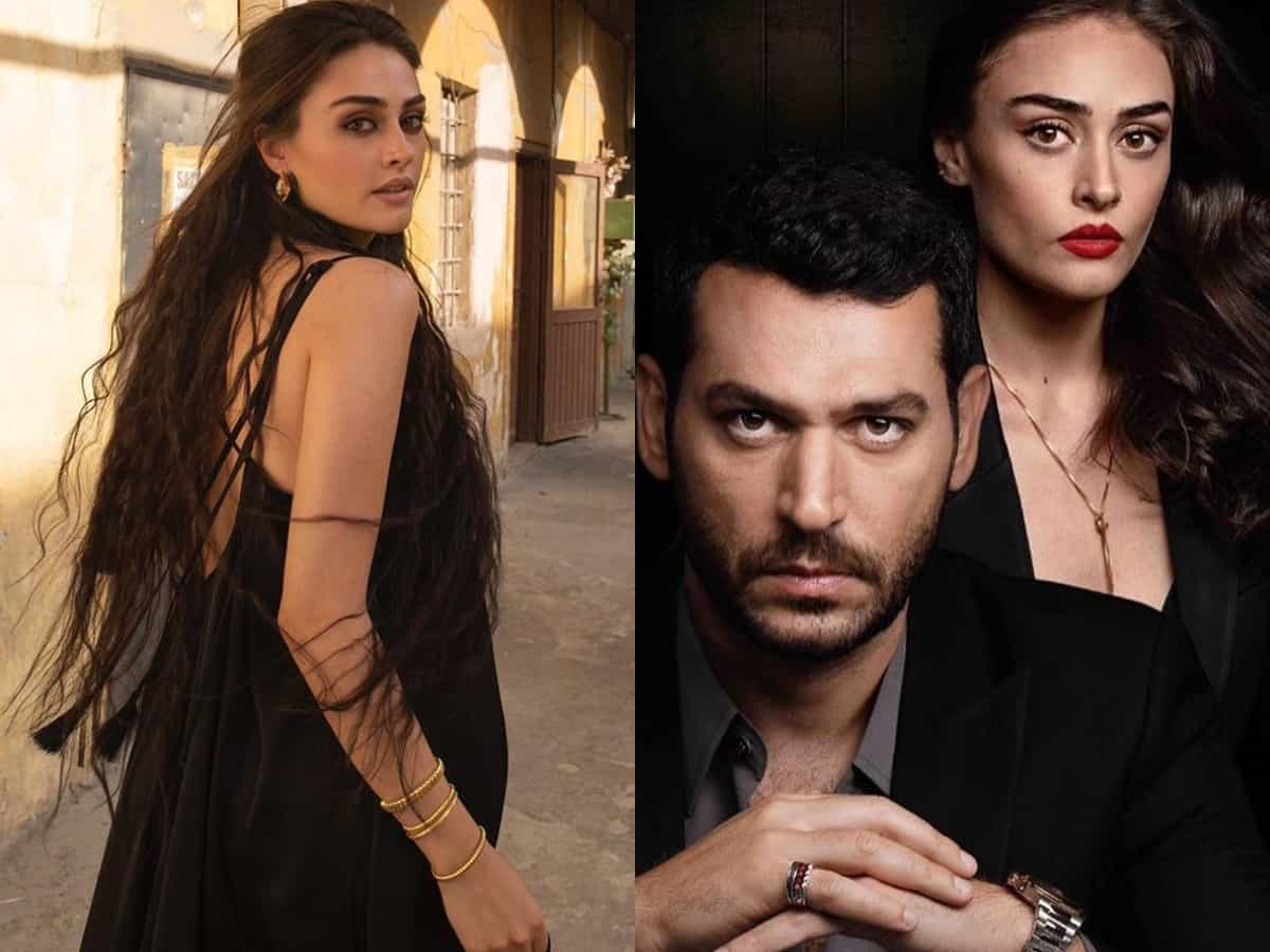 Esra Bilgic gears up to enthrall fans with her upcoming drama!