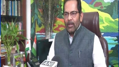 Photo of Congress trying to create confusion about Farm Acts: Mukhtar Abbas Naqvi