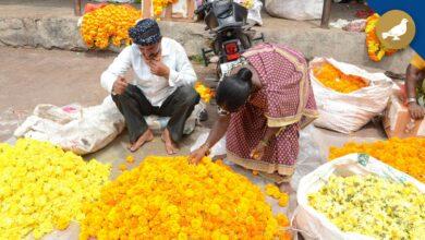 Photo of Hyderabad: Guddimalkapur market deserted for lack of visitors