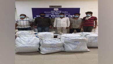 Photo of NCB seizes over 500 kg cannabis in Bihar, arrests five