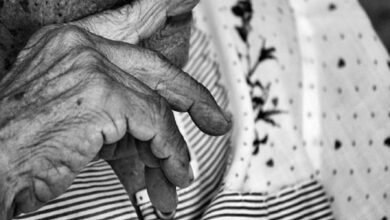 Photo of 86-year-old grandmother raped in Delhi