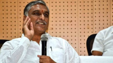 Finance Minister Harish Rao tests COVID-19 positive