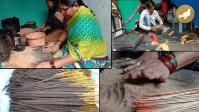 Photo of Hyderabad: Vattepally incense makers are an example of women empowerment