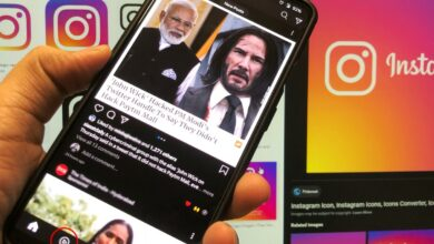 Photo of Instagram launches TikTok rival Reels in India