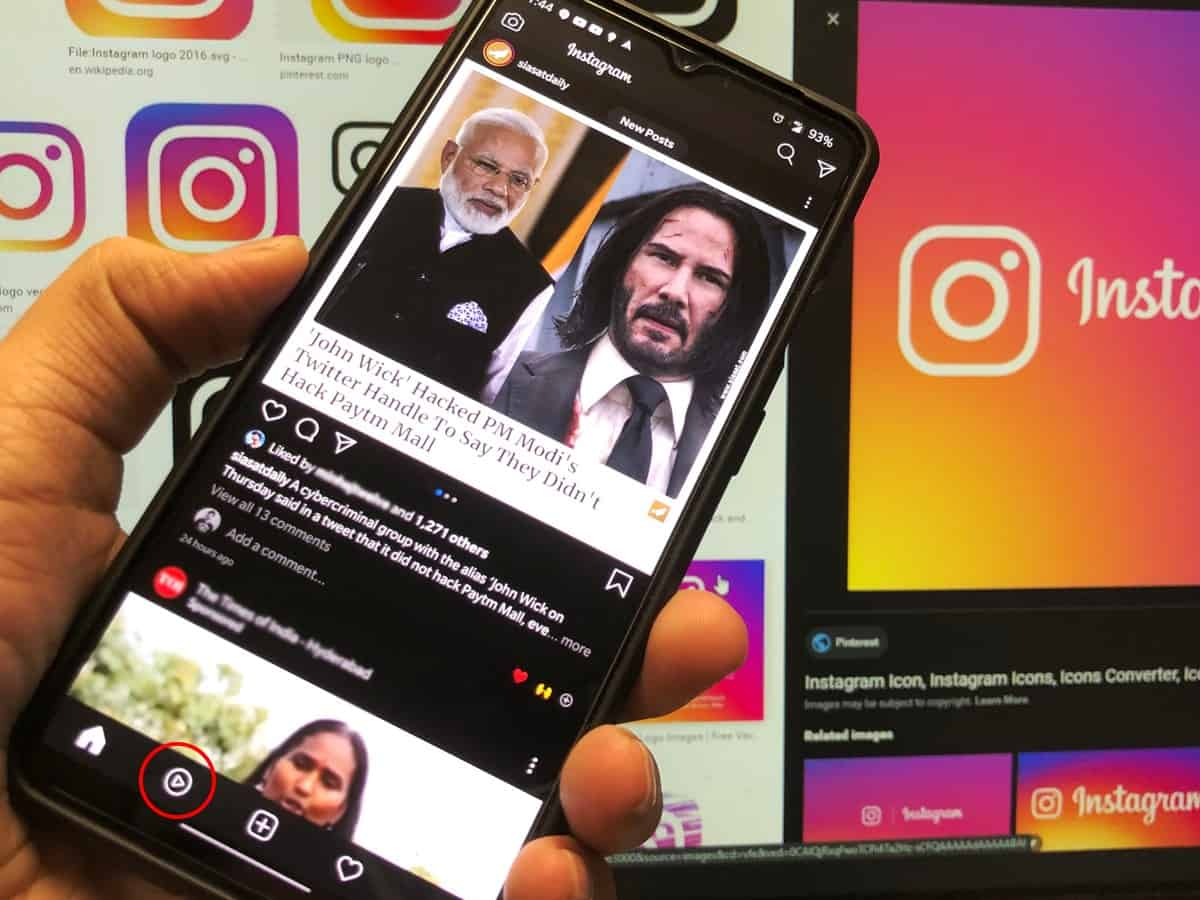 Facebook rolls out TikTok rival Instagram Reels in India