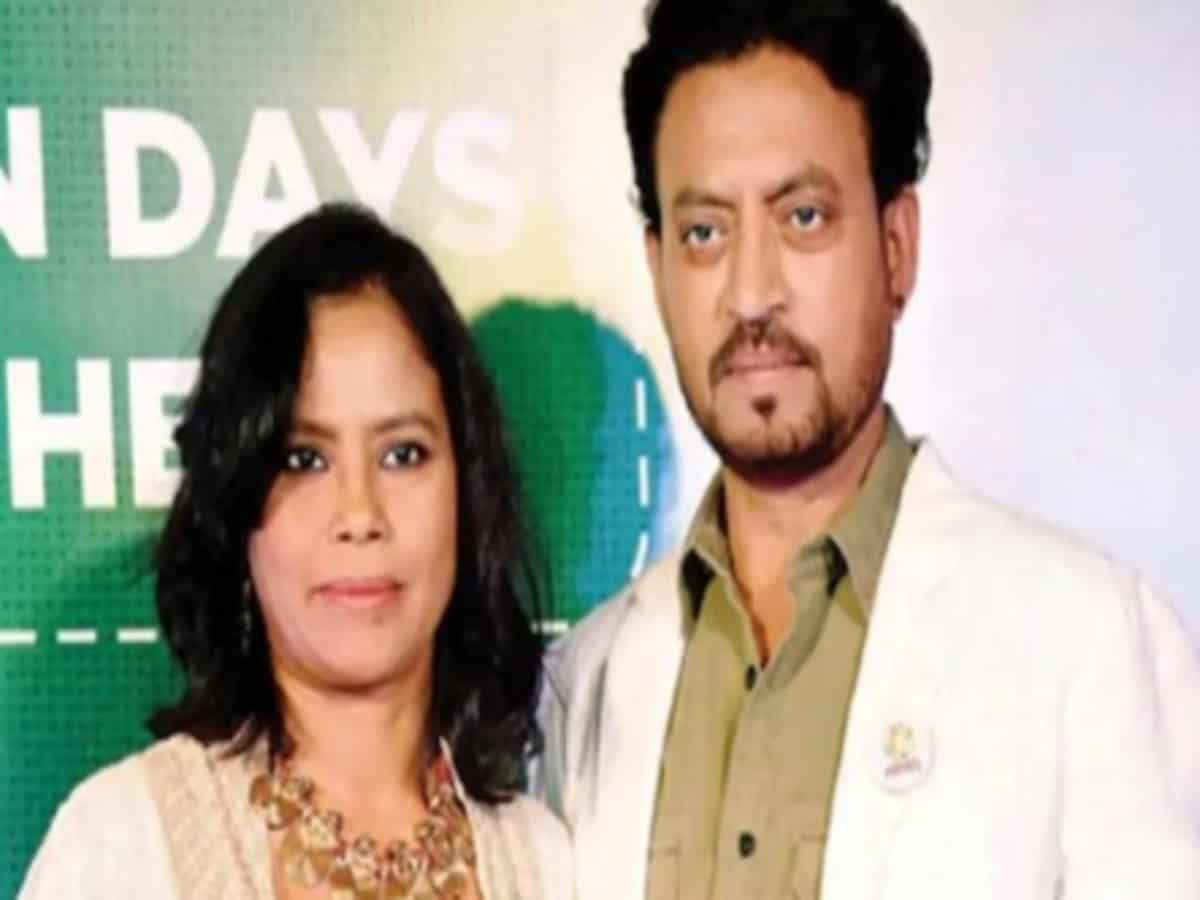 Legalise CBD oil: Irrfan's wife Sutapa Sidkar amid B-town drug controversy