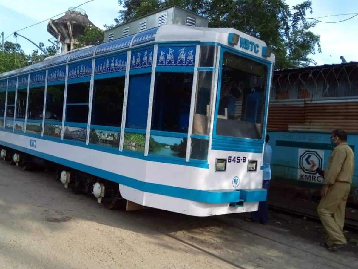 India to get its first-ever tram library in Kolkata