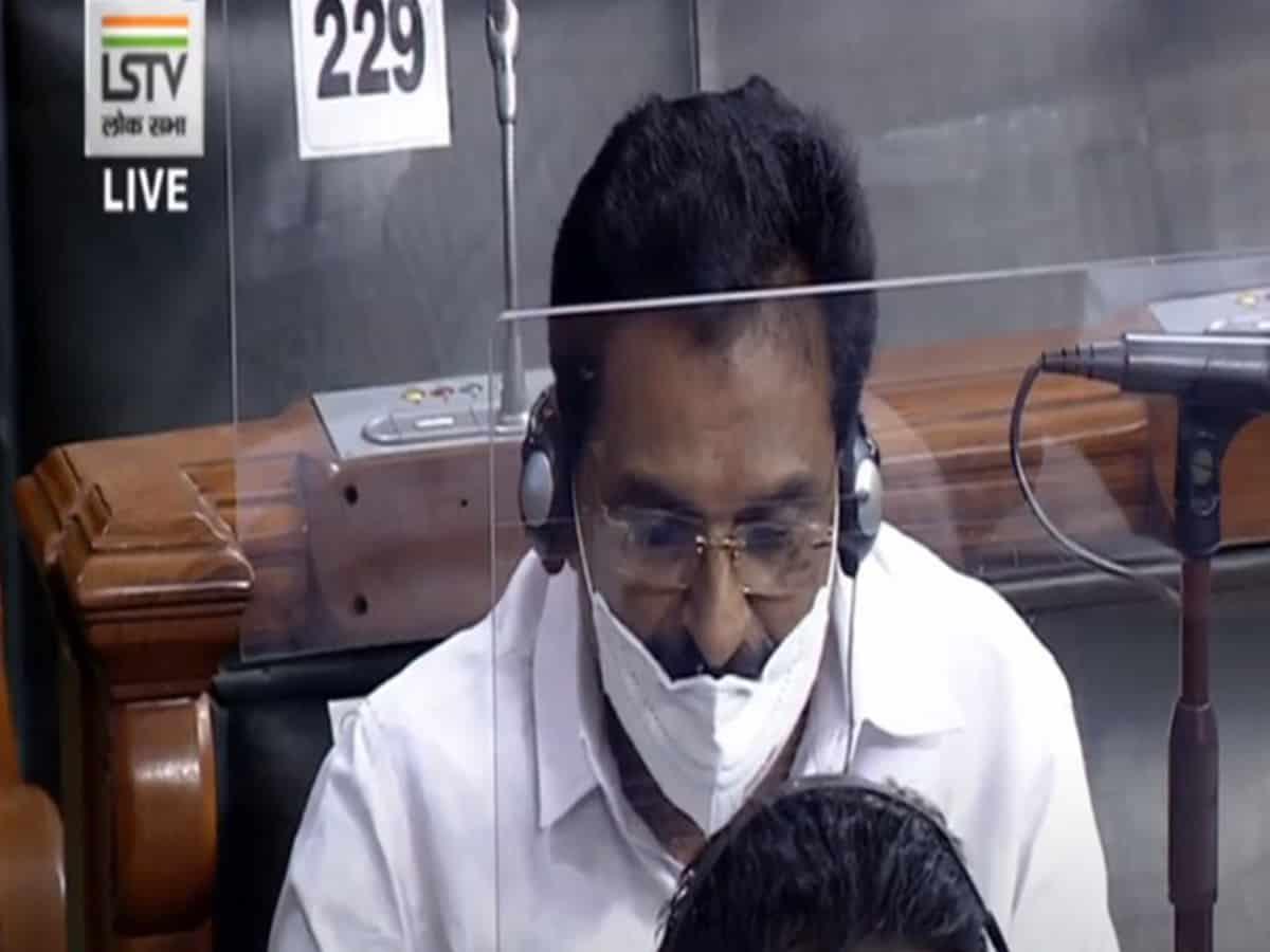 Congress MP slams FCRA amendment bill in LS, says it targets minorities