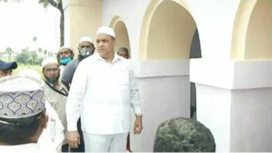Photo of Waqf Board restores Qutub Shahi mosque at Maheshwaram