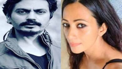 Photo of Nawazuddin Siddiqui's wife files complaint against him