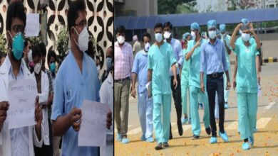 Photo of Osmania Junior Docs launch strike against congested OTs, post-operative ward in new building