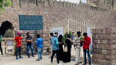 Photo of Visitors flock to historic Golconda fort, After re-opening