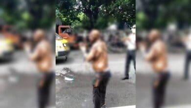 Photo of Hyderabad: Unemployed man sets himself ablaze near Ravindra Bharthi