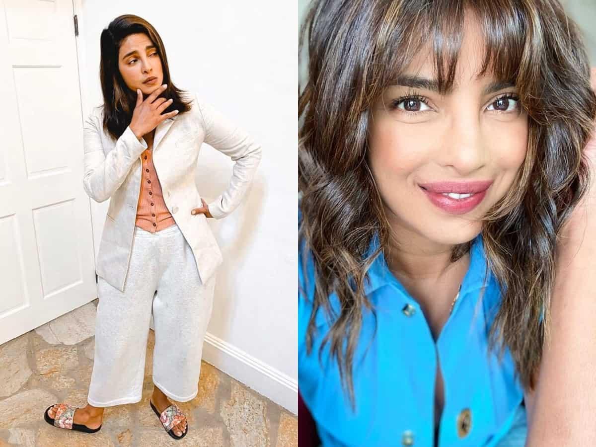 Priyanka Chopra's new hair look will leave you enthralled!