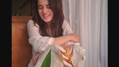 Photo of Radhika Madan shares a 'dirty picture' captioned instagram post