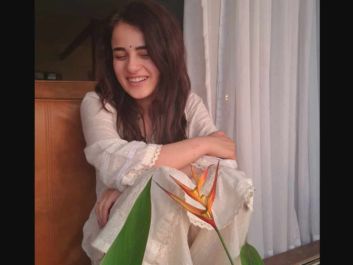 Radhika Madan shares a 'dirty picture' captioned instagram post