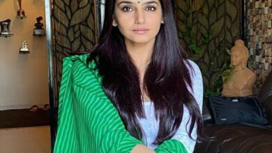 Photo of Ragini Dwivedi 'cheat' drug test by mixing water in her urine sample