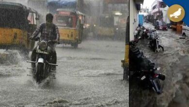Photo of Rain lashes Hyderabad on Thursday