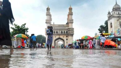 Photo of Hyderabad: IMD predicts heavy rains; GHMC on high alert