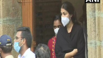 Photo of Rhea, Showik move HC seeking bail in drug case related to SSR