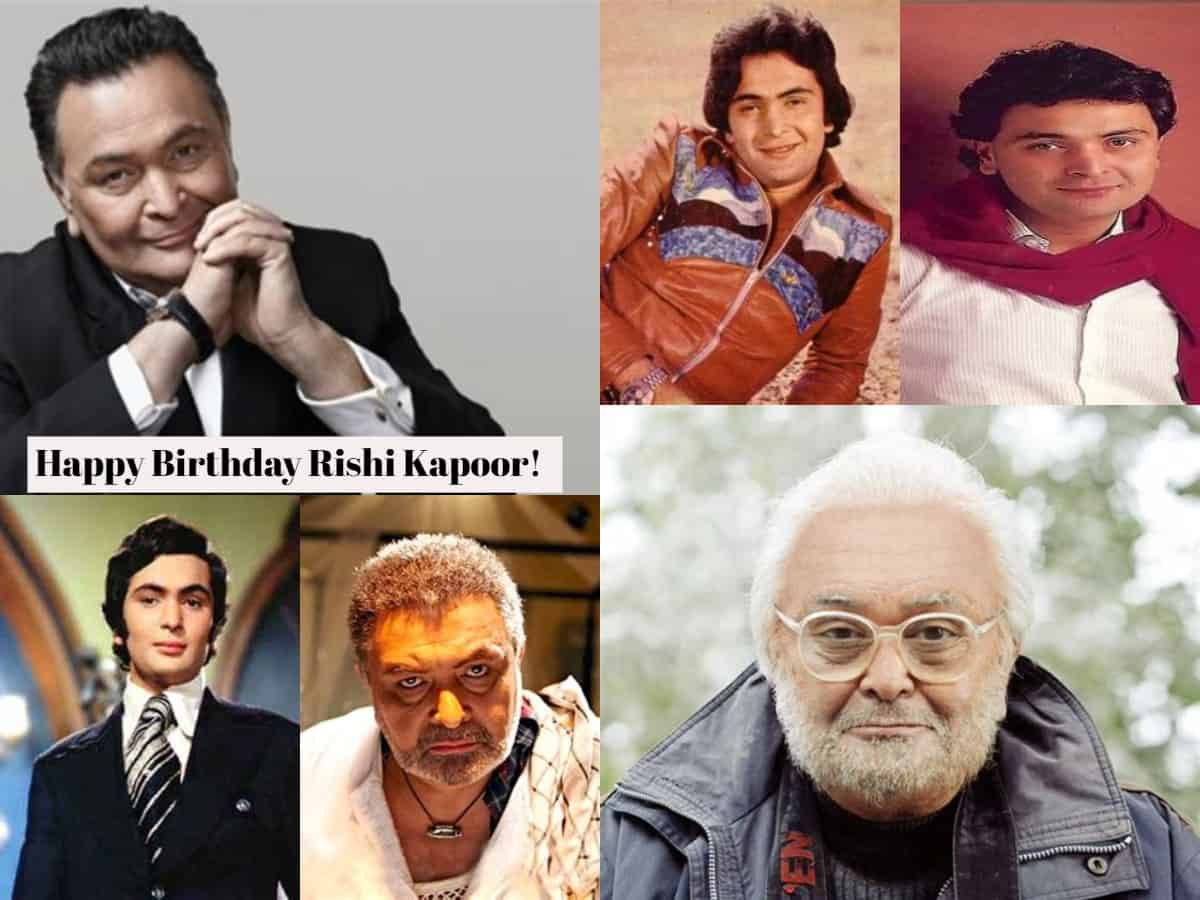 Remembering Rishi Kapoor on 68th birth anniversary with unseen pics!