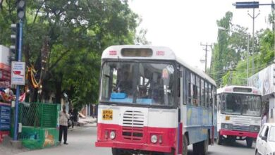Photo of RTC buses to hit city roads in last week as officials await KCR nod