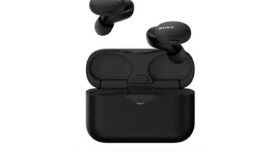 Photo of Sony launches true wireless earbuds WF-H800 for Rs 14,990 in India