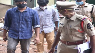 Photo of Hyderabad: Two arrested in actress Sravani suicide case