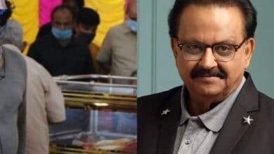 Watch: Final rites of singing legend S P Balasubrahmanyam