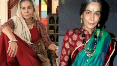 Photo of Balika Vadhu fame Surekha Sikri suffers brain stroke, critical in ICU