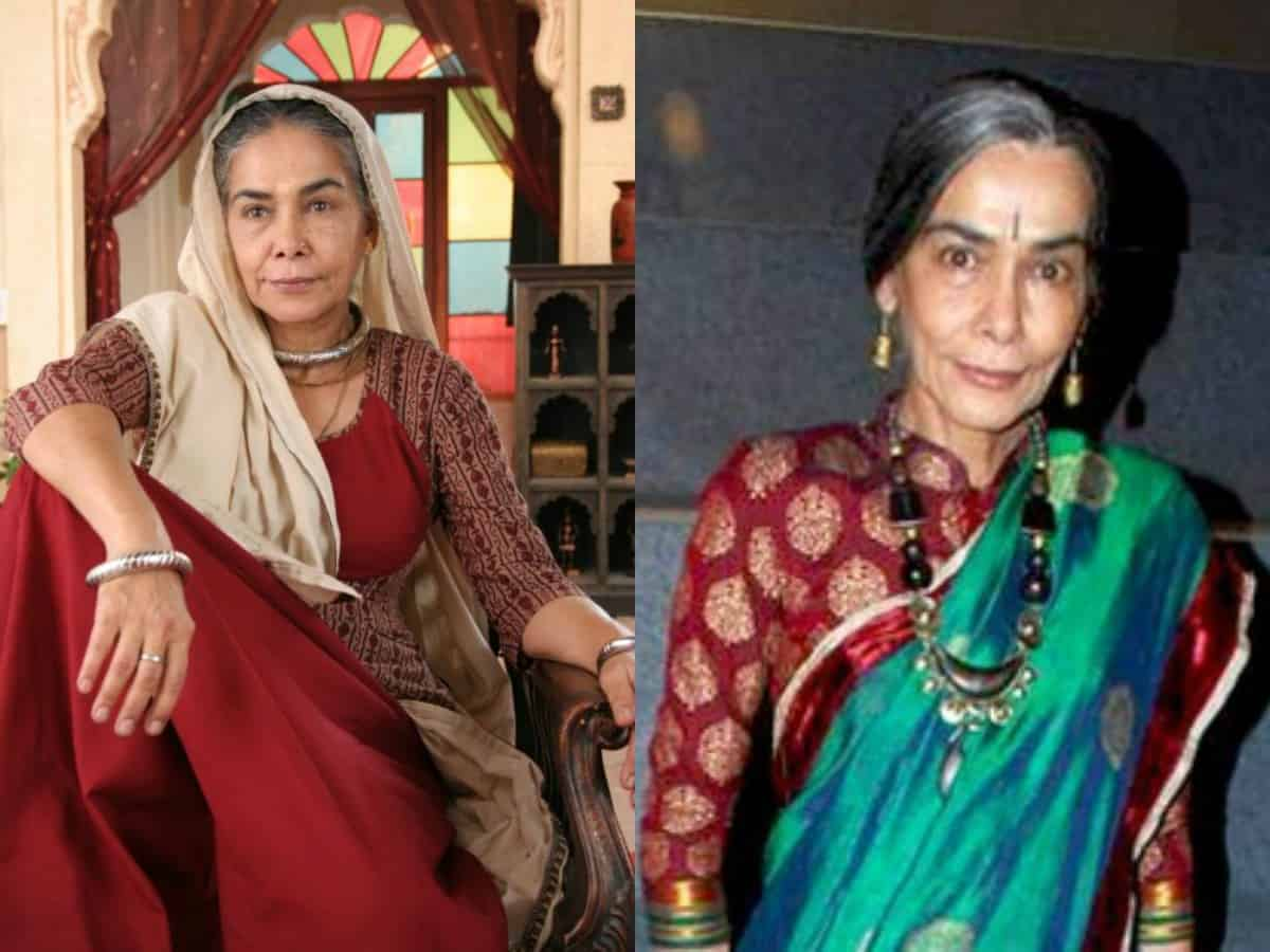 Balika Vadhu fame Surekha Sikri Suffers Brain stroke, critical in ICU