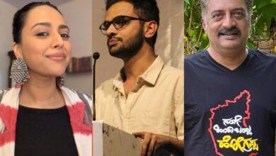 Photo of Umar Khalid held; Swara Bhaskar, Prakash Raj demand his release