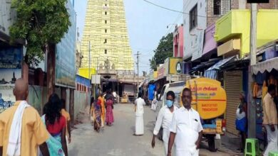 Photo of Unlock 4: Places of worship open in TN's Rameshwaram
