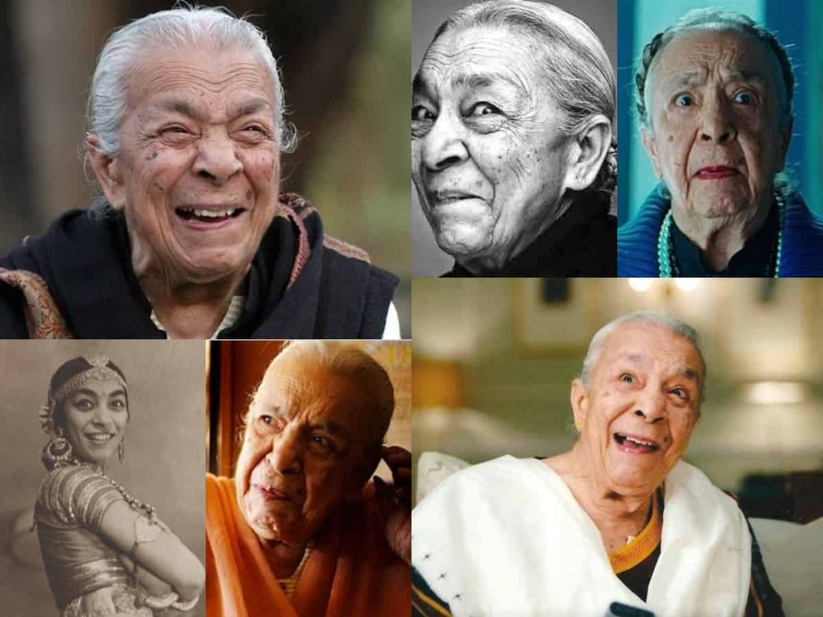 Zohra Sehgal: Meet Bollywood's favourite Dadi from Pathan family