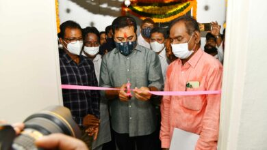 Photo of KTR inaugurates 2 BHK houses in Hyderabad