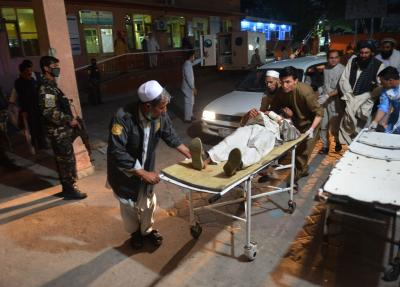15 killed in Afghan car bomb explosion