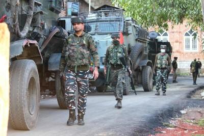 Terror sympathisers in Kashmir on Indian Army's radar