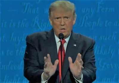 Look at India, it's filthy, it's air is filthy: Trump