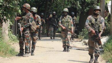 Encounter breaks out in Budgam in Kashmir
