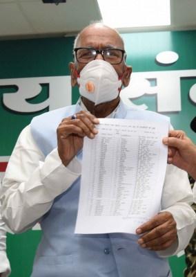 19 women among JD-U candidates for Bihar polls