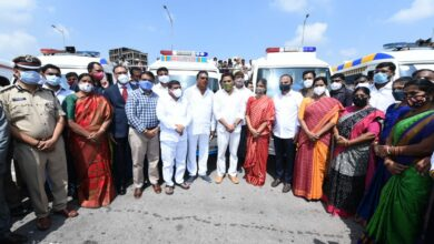 Photo of New ambulances and trauma care launched at ORR