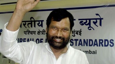 Photo of Photos: Union Minister Ram Vilas Paswan passes away